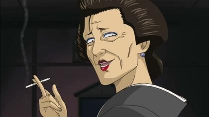 โอโทเซะ (Otose) @ กินทามะ (Gintama)