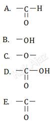 Opsi jawaban untuk gugus fungsi dari C2H4O, soak Kimia UN 2017