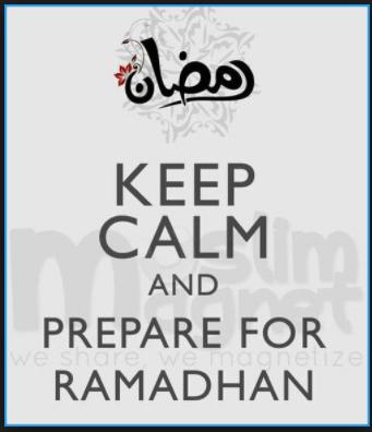 Ramadan countdown quotes