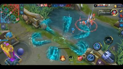 Skill Hero Kadita Mobile Legends, Bisa Membuat Tsunami