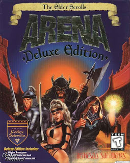The Elder Scrolls: Arena PC GAME