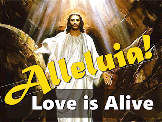 People of God, see the morning is new; Rise from your sleeping and run to the tomb. Come and see! Come and see! He is alive! A grave that is empty, a promise fulfilled. God who was with us is here with us still. He is here! He is here! He is alive! Chorus: Alleluia! Love is alive; Conquered the grave and defeated the night. Alleluia! Love is alive! The Son has arisen for all. Your people sing alleluia! 2  People of God, let your fear fall away. Your chains have been broken; abandon your shame. Lift your hearts! Lift your hearts! He is alive! Here now is mercy embracing your soul; Here the fulfillment that once was foretold. It is true! It is true! He is alive! 3 People of God now rejoicing in Christ, Carry your joy to the darkness of night. Tell the world! Tell the world! He is alive! Hear the good news of this glorious day, every heart singing as heaven proclaims: He is Lord! He is Lord! He is alive!