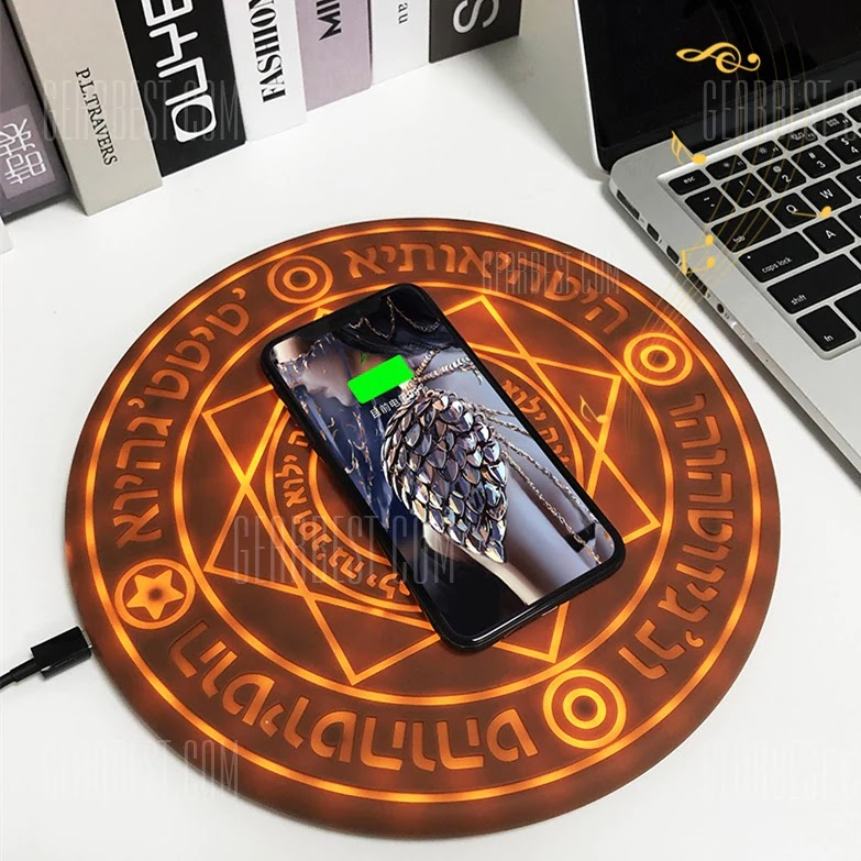 Gocomma Magic Array Wireless Charger Coupon