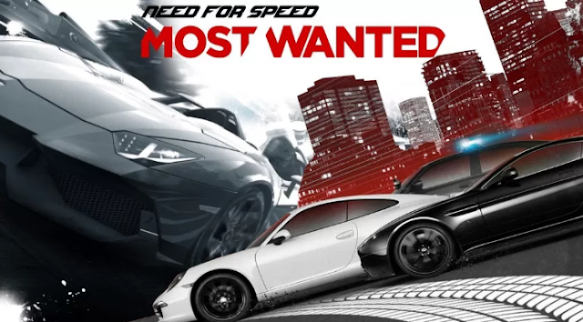 Need for Speed Most Wanted Mod Apk Terbaru Money/Unlocked