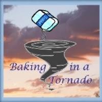 Baking In A Tornado logo | www.BakingInATornado.com | #MyGraphics