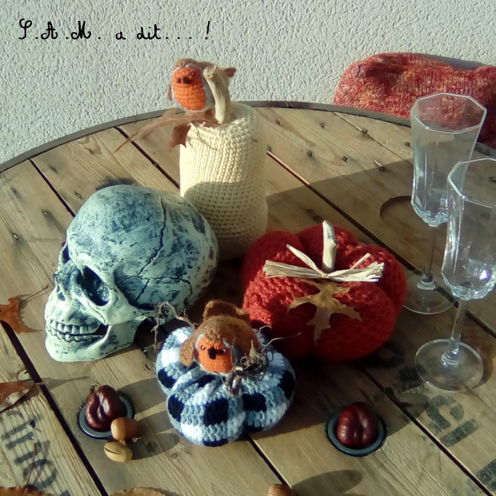S.A.M a dit...une table basse au jardin pour fêter la 400ème ...