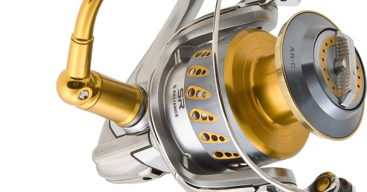MALAYSIAN FISH HUNTER: Shimano Stella Review