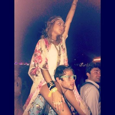 Coachella 2014 Sarah Hyland