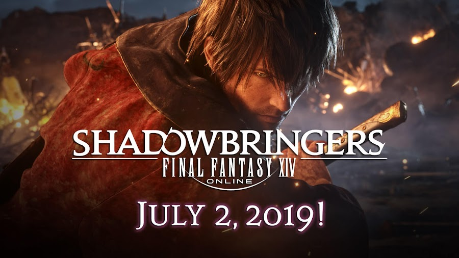 final fantasy xiv shadowbringers dlc square enix