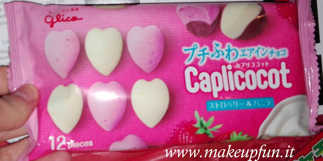 heart shaped chocolates vanilla strawberry