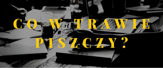 #01 - Co w trawie piszczy? - czyli o tym, co dzieje się w polskiej blogosferze i vlogosferze.