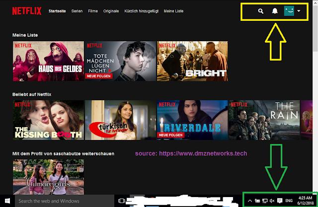 Premium Netflix Account List 2018[10000% Working]