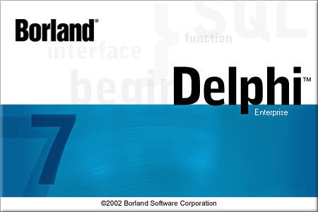 Free Download Borland Delphi 7 + Serial Number and Key