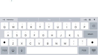 Keyboard for Os11 لوحة مفاتيح لهواتف أندرويد متل iOS