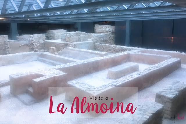 Visita a La Almoina