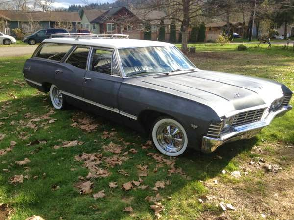 1967 Chevy Impala Wagon For Sale Buy American Muscle Car