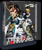 TERRA FORMARS Temporada 1. Ep. 1-13