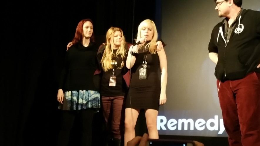 BUFF short filmmaker ladies