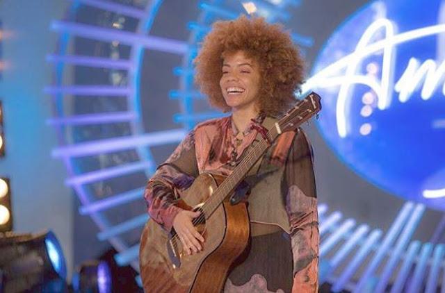 Amalia Watty American Idol