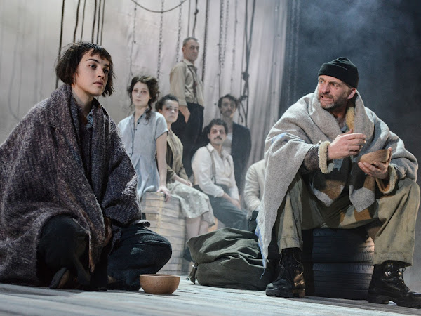 La Strada, The Other Palace | Review