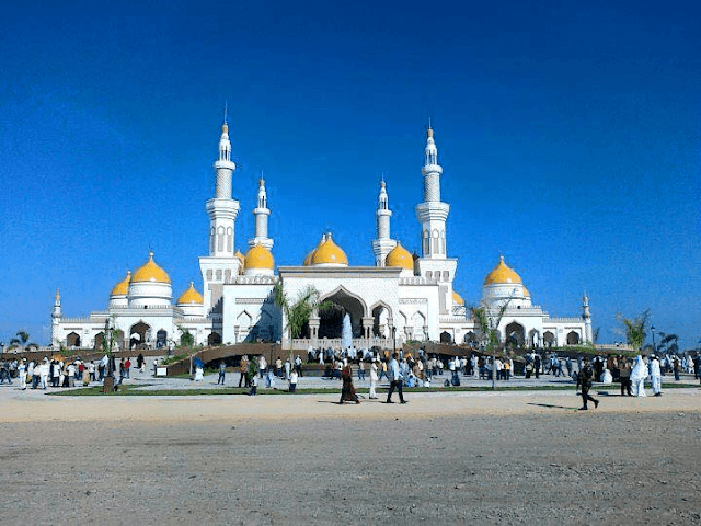 Beautiful Masjid In The Philippines HD Wallpaper Image