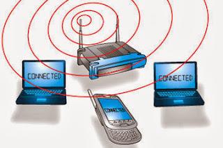 Como repartir señal Wifi