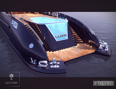 Luxury Summer Yacht