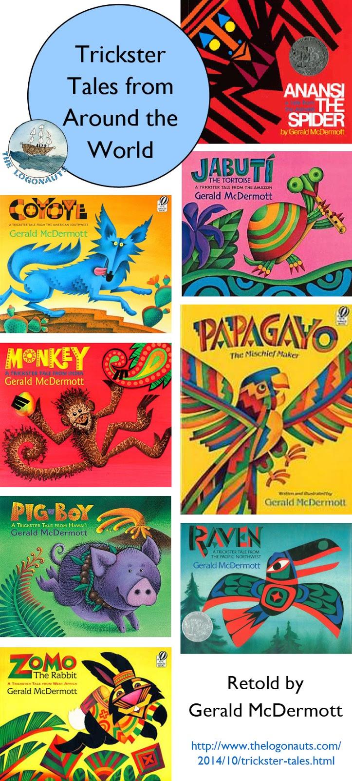 Popular Trickster Tales Books