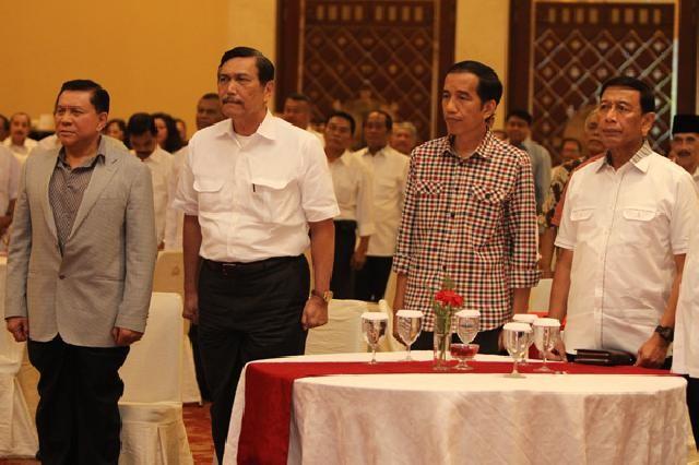 Soal Politik Genderuwo, Jubir TKN: Cara Jokowi Ingatkan Rakyat Agar Tak Takut