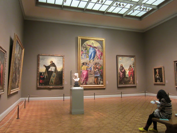 Dustinations Chicago Day 2 - Art Institute 3 Of