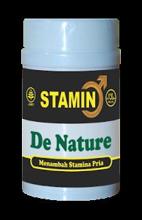 Obat Herbal Stamin Pria De Nature Indonesia