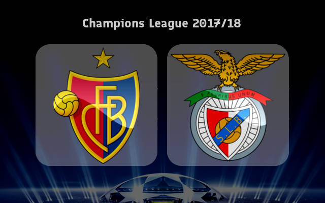 FC Basel vs Benfica Full Match & Highlights 26 September 2017