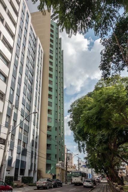 Edifício Portal do Passeio na Rua Presidente Carlos Cavalcanti