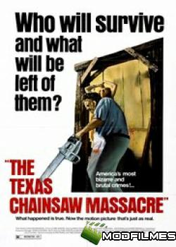 Capa do Filme O Massacre da Serra Elétrica