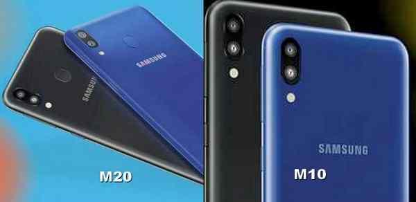 harga dan fitur Galaxy M10 M20 di indonesia