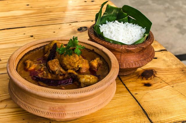 Chicken Xacuti @ JW Kitchen | The JW Marriott Hotel | Bangalore