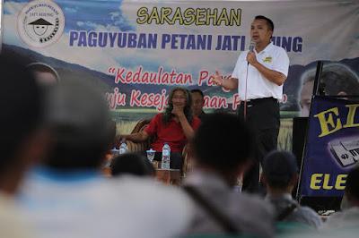 Ridho Dan Surono Danu Komitmen Bangun Kedaulatan Pangan