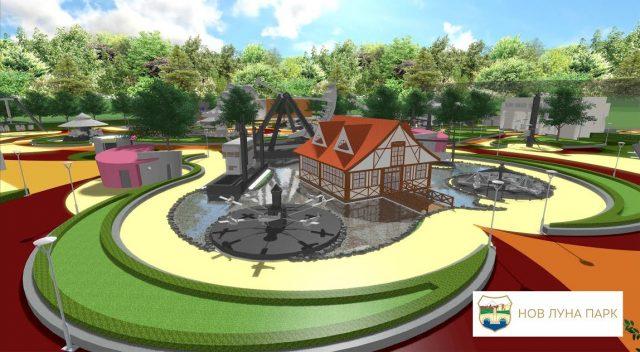 Skopje will 2018 neuen Freizeitpark eröffnen