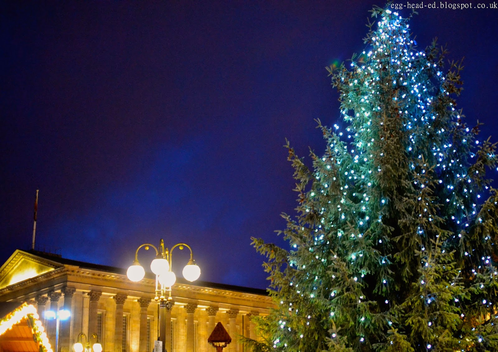 Birmingham Christmas Market Square