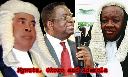 Exclusive from UJUAYALOGUSBLOG - ON THE JUDGES THAT WERE RECENTLY PICKED UP BY THE DSS...