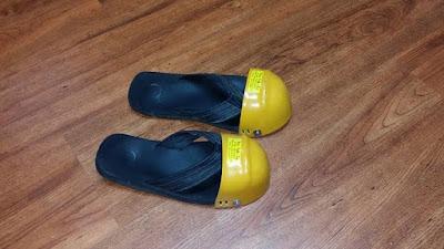 Chaussures de sécurité ouvertes et légères