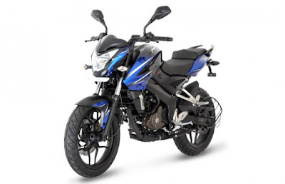 New 2017 Bajaj Pulsar 200NS Wallpaper