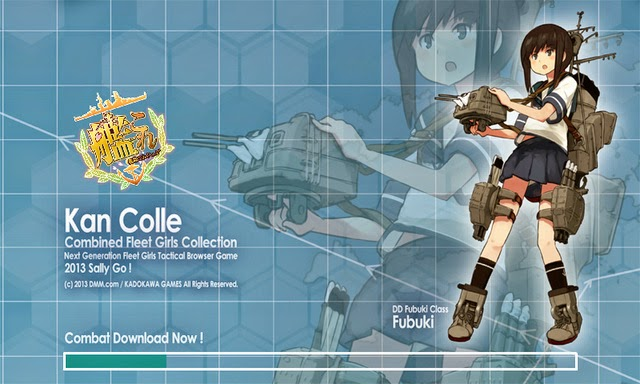 Kantai Collection Web Game