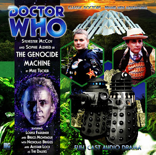 Big Finish Doctor Who The Genocide Machine