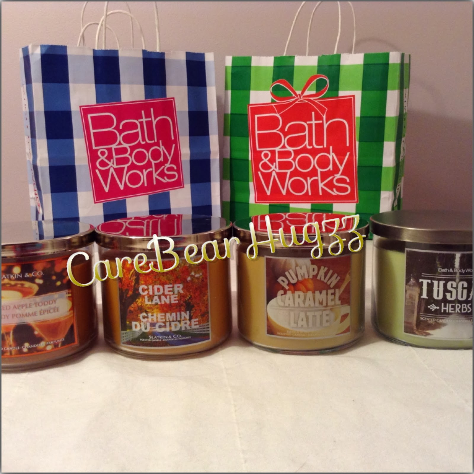 Bath And Body Works Candles And More January 2014