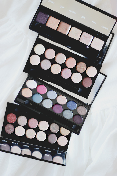 Sleek Makeup i-divine i-lust eyeshadow palettes Beauty Blog Review