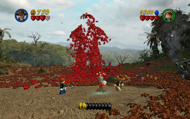 LEGO Indiana Jones 2 The Adventure Continues PC Full Version Screenshot 1