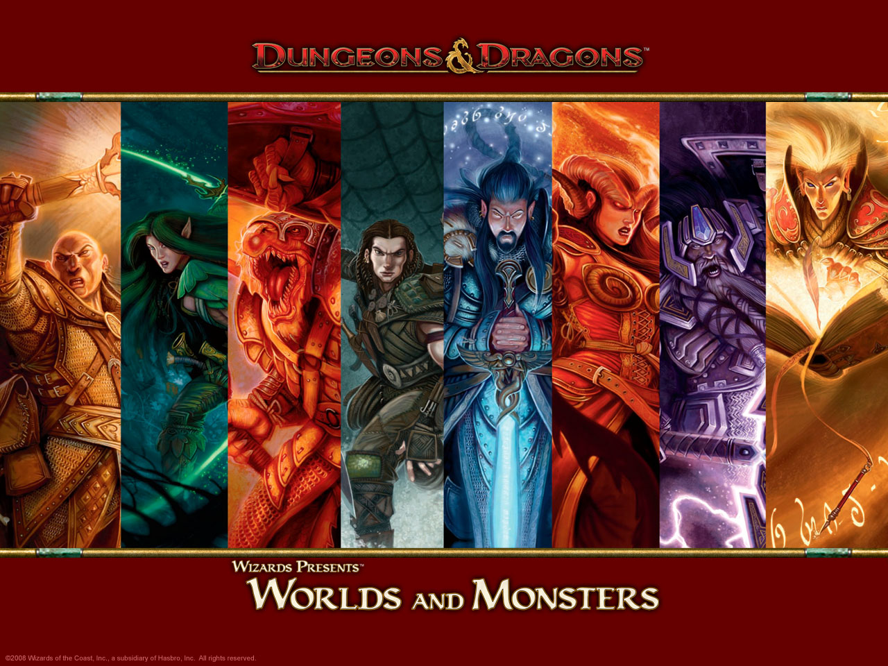 Trololo Blogg Dungeons And Dragons Wallpaper Hd