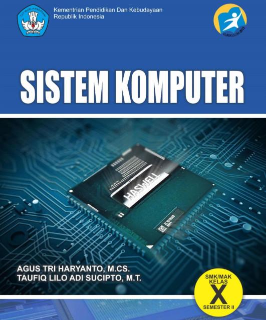 Buku Sistem Operasi SMK Kelas XI RPL TKJ dan Multimedia
