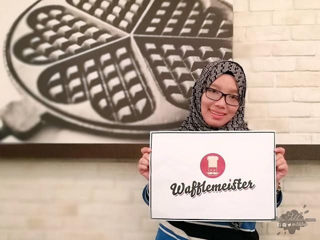 Waffle Yang Sedap Dan Special Di Wafflemeister Bangsar